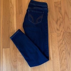 COPY - Hollister Classic Stretch Mid Rise Skinny …